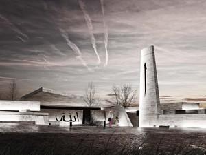 Katılımcı (1. Kategori), (addarchitects), Cami Tasarımı Fikir Yarışması