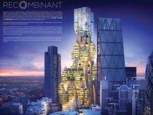 Honorable Mention, eVolo 2019 Skyscraper Competition