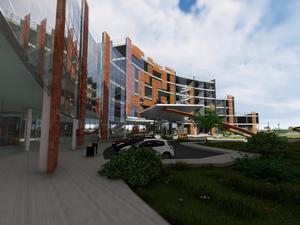 Edirne'de 5 Yıldızlı Otel Tasarımı