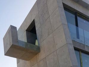 CRETOX Beton Panel - Yeni Nesil Doğal  Brüt Beton Cephe Duvar Kaplama Paneli
