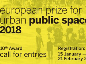 European Prize for Urban Public Space 2018