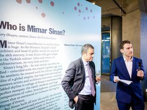"""Sinan: The First Starchitect"" Sergisi Londra'da Açıldı"