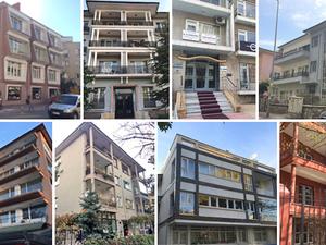 """""""Ankara Apartmanları Cumhuriyet'in Gelişiminin Önemli Bir Fiziksel Tanığı"""""""