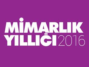 Türkiye Mimarlık Yıllığı 2016