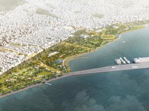 1. Mansiyon, 19 Mayıs İzleği Kentsel Tasarım Yarışması