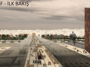 2. Mansiyon, 19 Mayıs İzleği Kentsel Tasarım Yarışması