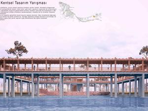 5. Mansiyon, 19 Mayıs İzleği Kentsel Tasarım Yarışması
