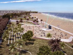 2. Ödül, Kazablanka Kıyı Düzenleme, Kentsel Tasarım ve Mimari Proje Davetli Yarışması