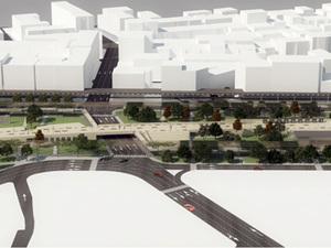 3. Mansiyon, Elazığ Belediyesi Kent Meydanı Kentsel Tasarım Yarışması