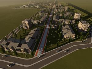 1. Mansiyon, Doğu Anadolu Bölgesi (Muş), 7 İklim 7 Bölge - Mahalle Ulusal Mimari ve Kentsel Tasarım Fikir Yarışması