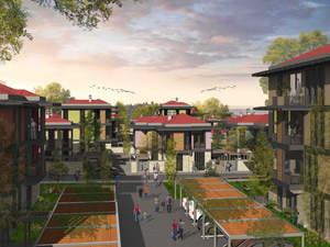 1. Mansiyon, İç Anadolu Bölgesi, 7 İklim 7 Bölge - Mahalle Ulusal Mimari ve Kentsel Tasarım Fikir Yarışması