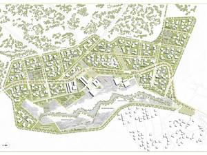 1. Ödül, Ege Bölgesi (Denizli), 7 İklim 7 Bölge - Mahalle Ulusal Mimari ve Kentsel Tasarım Fikir Yarışması