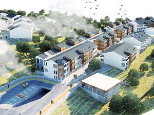 1. Ödül, Karadeniz Bölgesi (Kastamonu), 7 İklim 7 Bölge - Mahalle Ulusal Mimari ve Kentsel Tasarım Fikir Yarışması