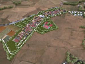 2. Mansiyon, Doğu Anadolu Bölgesi (Muş), 7 İklim 7 Bölge - Mahalle Ulusal Mimari ve Kentsel Tasarım Fikir Yarışması