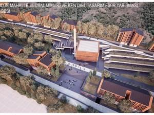 2. Mansiyon, Karadeniz Bölgesi (Kastamonu), 7 İklim 7 Bölge - Mahalle Ulusal Mimari ve Kentsel Tasarım Fikir Yarışması