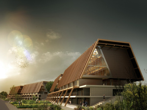3. Ödül, Karadeniz Bölgesi (Kastamonu), 7 İklim 7 Bölge - Mahalle Ulusal Mimari ve Kentsel Tasarım Fikir Yarışması