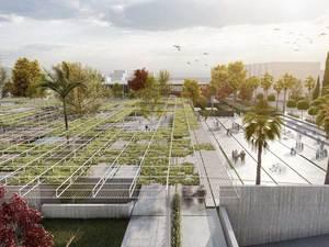 1. Ödül (addoffice), Akhisar Eski Belediye Meydanı ve Yakın Çevresi Ulusal Mimarlık ve Kentsel Tasarım Fikir Yarışması