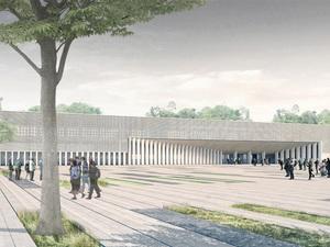 1. Mansiyon, Bandırma Onyedi Eylül Üniversitesi Kentsel Tasarım Yarışması