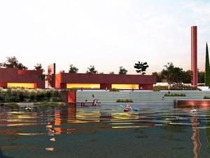 2. Mansiyon, Bandırma Onyedi Eylül Üniversitesi Kentsel Tasarım Yarışması