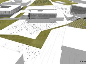 3. Mansiyon, Bandırma Onyedi Eylül Üniversitesi Kentsel Tasarım Yarışması