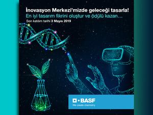 BASF İnovasyon Merkezi Tasarım Yarışması