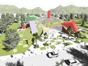Katılımcı (Sepin Mimarlık), Bornova Çocuk Dünyası Mimari Proje Yarışması