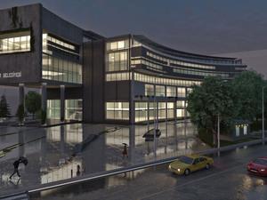 Katılımcı (HRD Mimarlık), Efeler Belediyesi Hizmet Binası Yarışması