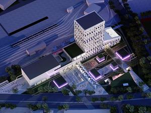 Eşdeğer Mansiyon (kpm), İzmir Büyükşehir Belediyesi Ulaşım Entegrasyon Merkezi Yarışması