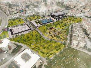 Eşdeğer Mansiyon, Karabağlar Belediyesi Kamusal Açık Mekan ve Kent Meydanı Kentsel Tasarım Yarışması