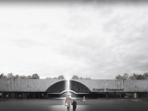 1. Ödül, Kırşehir Gezegenevi ve Kültürparkı Mimari Proje Yarışması