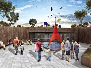 3. Mansiyon, Kırşehir Gezegenevi ve Kültürparkı Mimari Proje Yarışması