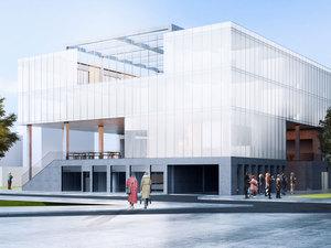 2. Ödül, Merzifon Belediyesi İş ve Yaşam Merkezi Mimari Proje Yarışması