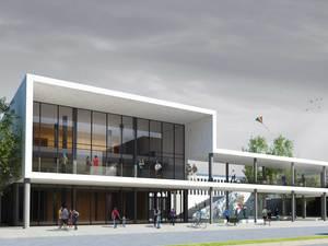 1. Ödül, Şehitkamil Belediyesi Sanat Merkezi Yarışması