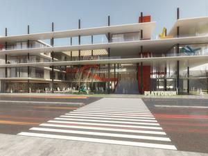 3. Mansiyon, Şehitkamil Belediyesi Sanat Merkezi Yarışması
