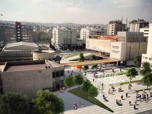 Satın Alma, Şehitkamil Belediyesi Sanat Merkezi Yarışması