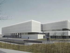 1. Mansiyon, Süleymanpaşa Belediye Hizmet Binası Mimari Proje Yarışması