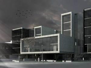3. Mansiyon, Süleymanpaşa Belediye Hizmet Binası Mimari Proje Yarışması