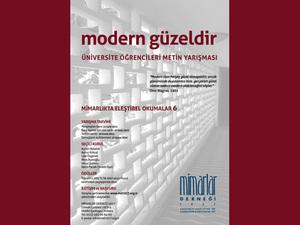 """""""Modern Güzeldir"""" Üniversite Öğrencileri Metin Yarışması 2015"""