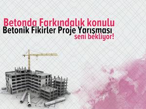 7. Betonik Fikirler Proje Yarışması
