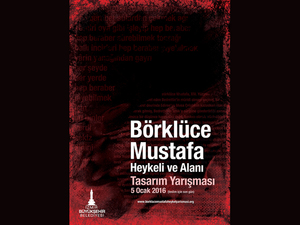 Börklüce Mustafa Heykeli ve Alanı Tasarım Yarışması