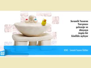 XONE Seramik Tasarım Ödülleri