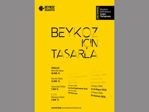 """""""Beykoz İçin Tasarla"""" Beykoz Belediyesi Uluslararası Logo Yarışması"""