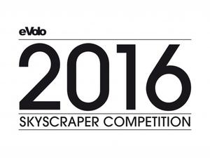 eVolo 2016 Gökdelen Yarışması