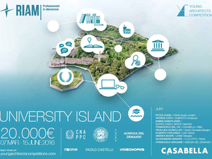 Üniversite Adası Uluslararası Tasarım Yarışması